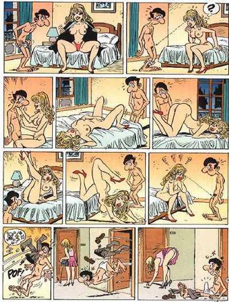 Веселые эротические комиксы фото 575-29
