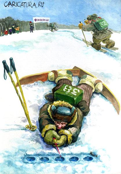 Михаил сигунов зимний спорт биатлон