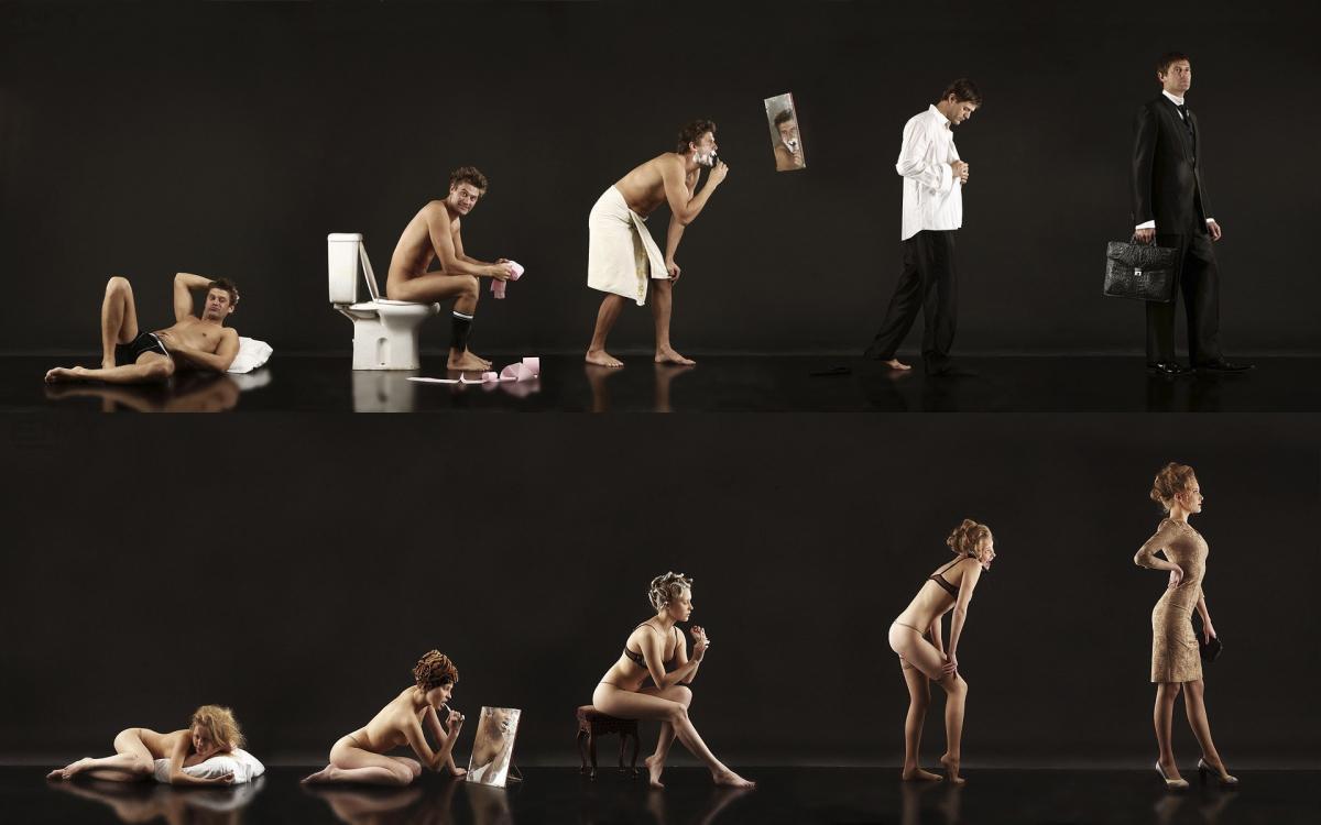 фотоприколы с женщинами:
